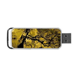 Colorful The Beautiful Of Traditional Art Indonesian Batik Pattern Portable Usb Flash (one Side) by BangZart