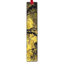 Colorful The Beautiful Of Traditional Art Indonesian Batik Pattern Large Book Marks by BangZart