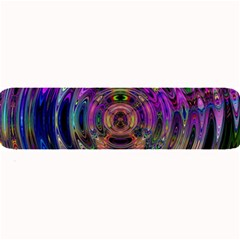 Color In The Round Large Bar Mats by BangZart