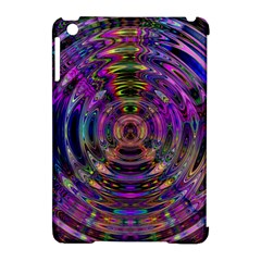 Color In The Round Apple Ipad Mini Hardshell Case (compatible With Smart Cover) by BangZart