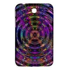 Color In The Round Samsung Galaxy Tab 3 (7 ) P3200 Hardshell Case  by BangZart
