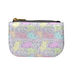 Cat Animal Pet Pattern Mini Coin Purses by BangZart