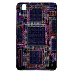 Cad Technology Circuit Board Layout Pattern Samsung Galaxy Tab Pro 8 4 Hardshell Case by BangZart