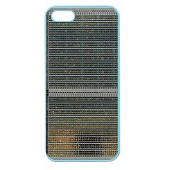 Building Pattern Apple Seamless Iphone 5 Case (color) by BangZart