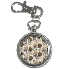 Bouffant Birds Key Chain Watches by BangZart