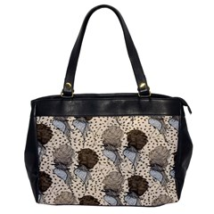 Bouffant Birds Office Handbags by BangZart
