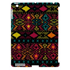 Bohemian Patterns Tribal Apple Ipad 3/4 Hardshell Case (compatible With Smart Cover) by BangZart