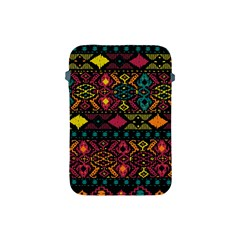 Bohemian Patterns Tribal Apple Ipad Mini Protective Soft Cases by BangZart