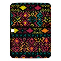 Bohemian Patterns Tribal Samsung Galaxy Tab 3 (10 1 ) P5200 Hardshell Case  by BangZart