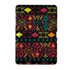 Bohemian Patterns Tribal Samsung Galaxy Tab 2 (10 1 ) P5100 Hardshell Case  by BangZart