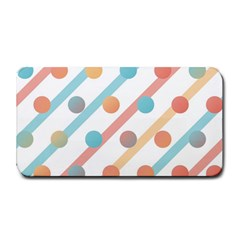 Simple Saturated Pattern Medium Bar Mats by linceazul