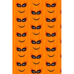 Funny Halloween   Face Pattern 2 5 5  X 8 5  Notebooks by MoreColorsinLife