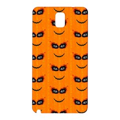 Funny Halloween   Face Pattern 2 Samsung Galaxy Note 3 N9005 Hardshell Back Case by MoreColorsinLife