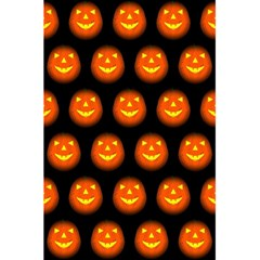 Funny Halloween   Pumpkin Pattern 5 5  X 8 5  Notebooks by MoreColorsinLife