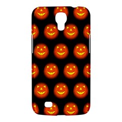 Funny Halloween   Pumpkin Pattern Samsung Galaxy Mega 6 3  I9200 Hardshell Case by MoreColorsinLife