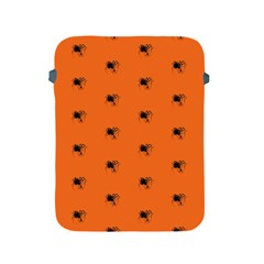 Funny Halloween   Spider Pattern Apple Ipad 2/3/4 Protective Soft Cases by MoreColorsinLife