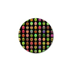 Beetles Insects Bugs Golf Ball Marker (10 Pack) by BangZart