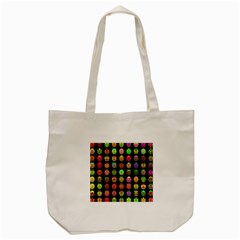 Beetles Insects Bugs Tote Bag (cream) by BangZart