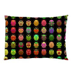 Beetles Insects Bugs Pillow Case by BangZart