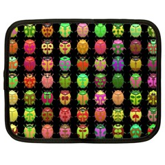 Beetles Insects Bugs Netbook Case (xl)  by BangZart
