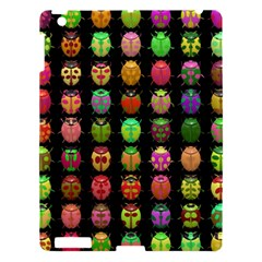 Beetles Insects Bugs Apple Ipad 3/4 Hardshell Case by BangZart