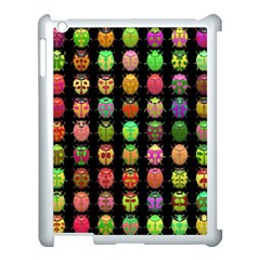 Beetles Insects Bugs Apple Ipad 3/4 Case (white) by BangZart