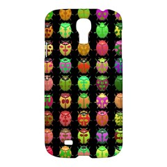 Beetles Insects Bugs Samsung Galaxy S4 I9500/i9505 Hardshell Case by BangZart