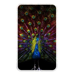 Beautiful Peacock Feather Memory Card Reader by BangZart