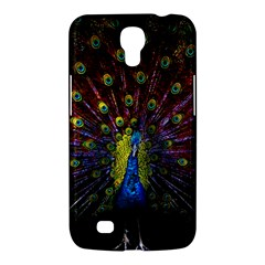 Beautiful Peacock Feather Samsung Galaxy Mega 6 3  I9200 Hardshell Case by BangZart