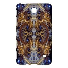 Baroque Fractal Pattern Samsung Galaxy Tab 4 (8 ) Hardshell Case  by BangZart