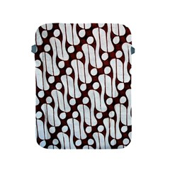Batik Art Patterns Apple Ipad 2/3/4 Protective Soft Cases by BangZart