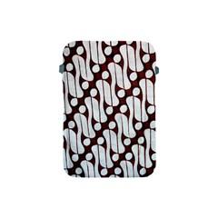 Batik Art Patterns Apple Ipad Mini Protective Soft Cases by BangZart
