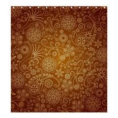 Batik Art Pattern Shower Curtain 66  X 72  (large)  by BangZart