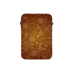 Batik Art Pattern Apple Ipad Mini Protective Soft Cases by BangZart
