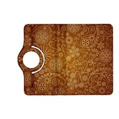 Batik Art Pattern Kindle Fire Hd (2013) Flip 360 Case by BangZart
