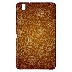 Batik Art Pattern Samsung Galaxy Tab Pro 8 4 Hardshell Case by BangZart