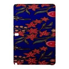 Batik  Fabric Samsung Galaxy Tab Pro 12 2 Hardshell Case by BangZart