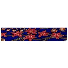Batik  Fabric Flano Scarf (small) by BangZart