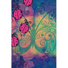 Background Colorful Bugs 5 5  X 8 5  Notebooks by BangZart