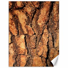 Bark Texture Wood Large Rough Red Wood Outside California Canvas 18  X 24   by BangZart