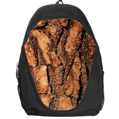 Bark Texture Wood Large Rough Red Wood Outside California Backpack Bag by BangZart
