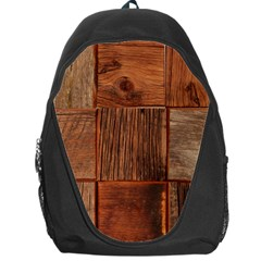Barnwood Unfinished Backpack Bag by BangZart