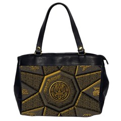 Aztec Runes Office Handbags (2 Sides)  by BangZart