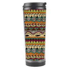 Aztec Pattern Ethnic Travel Tumbler by BangZart
