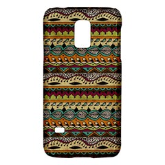 Aztec Pattern Ethnic Galaxy S5 Mini by BangZart