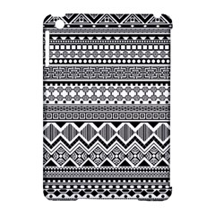 Aztec Pattern Design Apple Ipad Mini Hardshell Case (compatible With Smart Cover) by BangZart