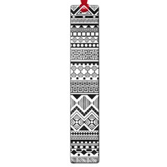 Aztec Pattern Design Large Book Marks by BangZart