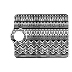 Aztec Pattern Design Kindle Fire Hd (2013) Flip 360 Case by BangZart