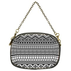 Aztec Pattern Design(1) Chain Purses (one Side)  by BangZart