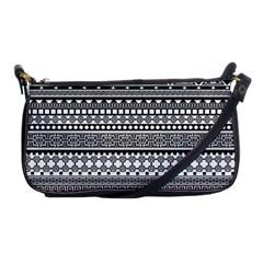 Aztec Pattern Design(1) Shoulder Clutch Bags by BangZart
